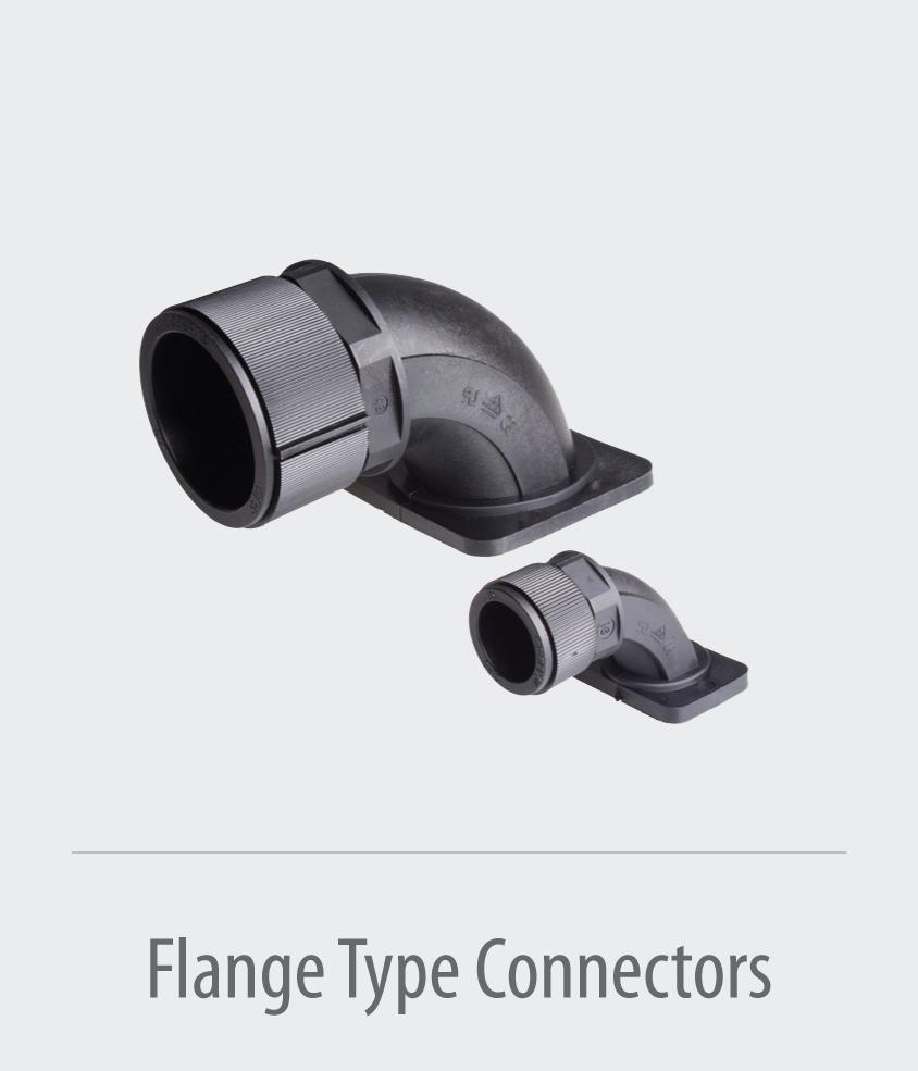 Flange-Type-Connectors
