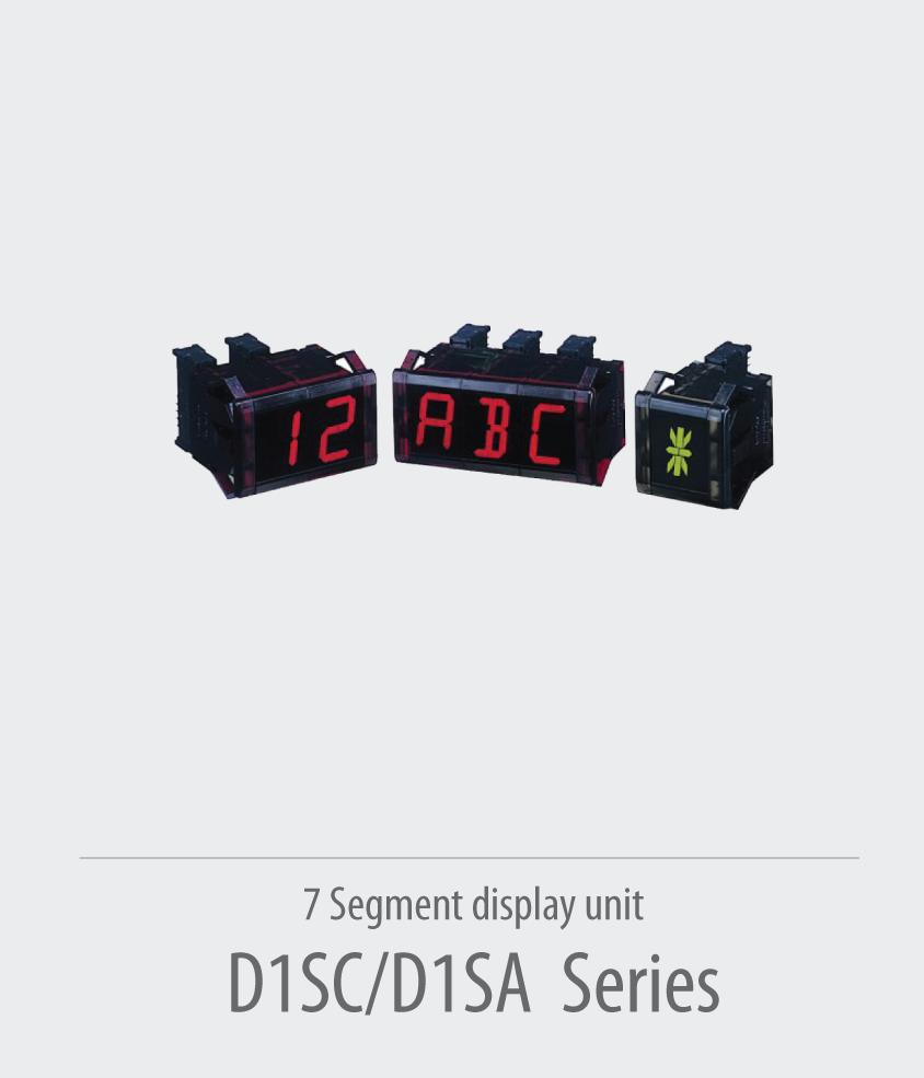 D1SC-D1SA-Series