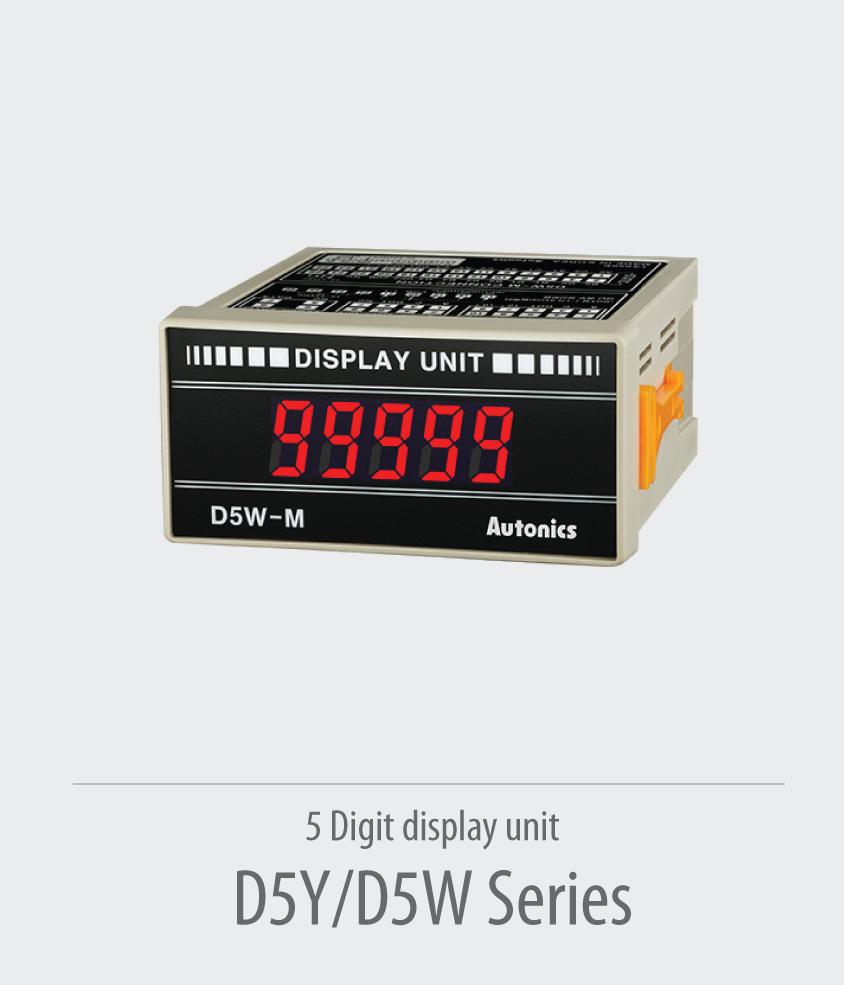 D5Y-D5W-Series