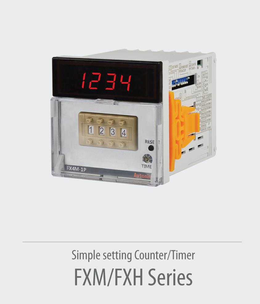 FXM-FXH-Series