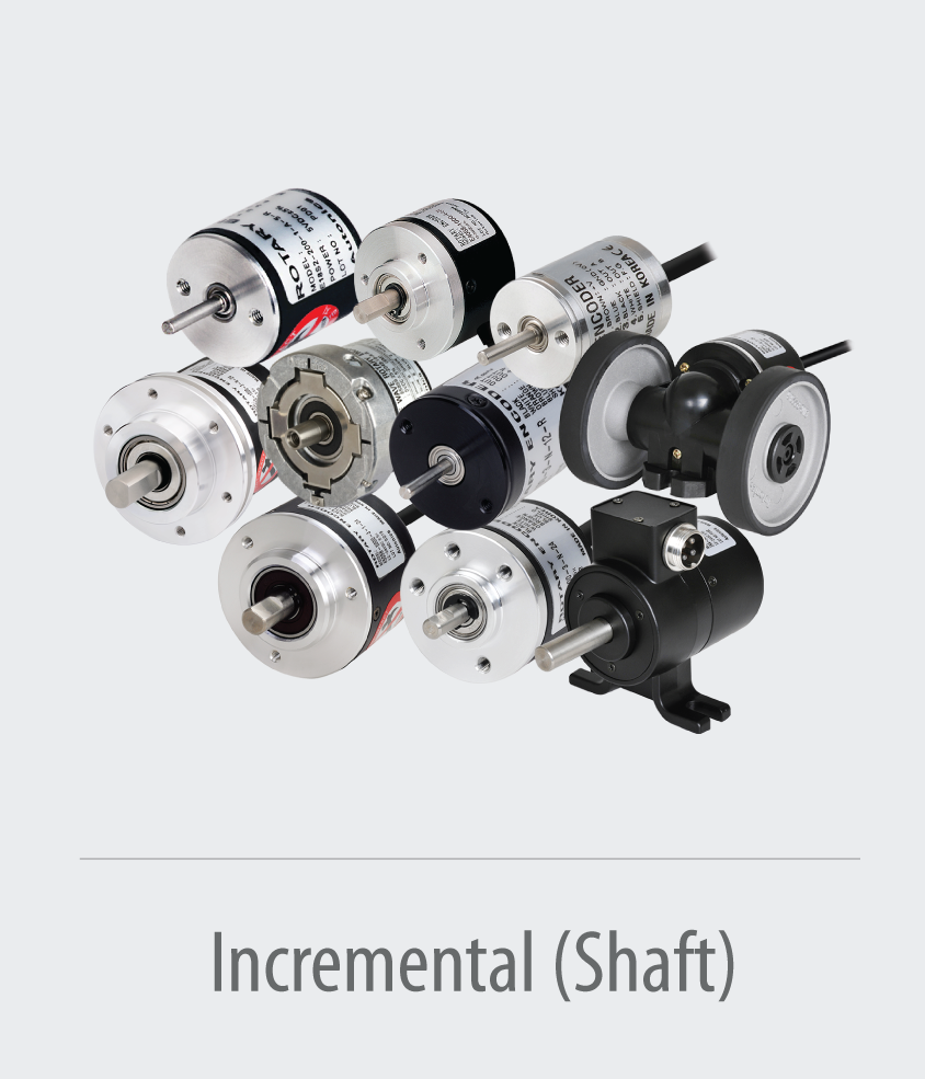 Incremental-Shaft