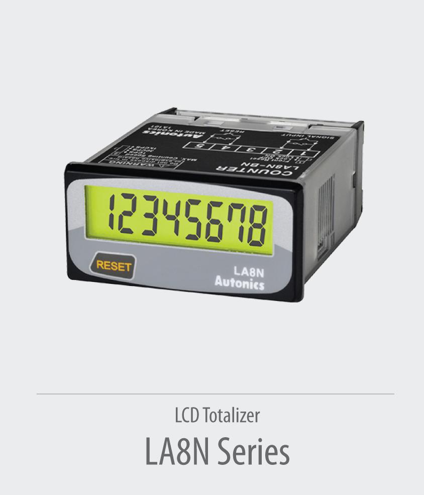 LA8N-Series