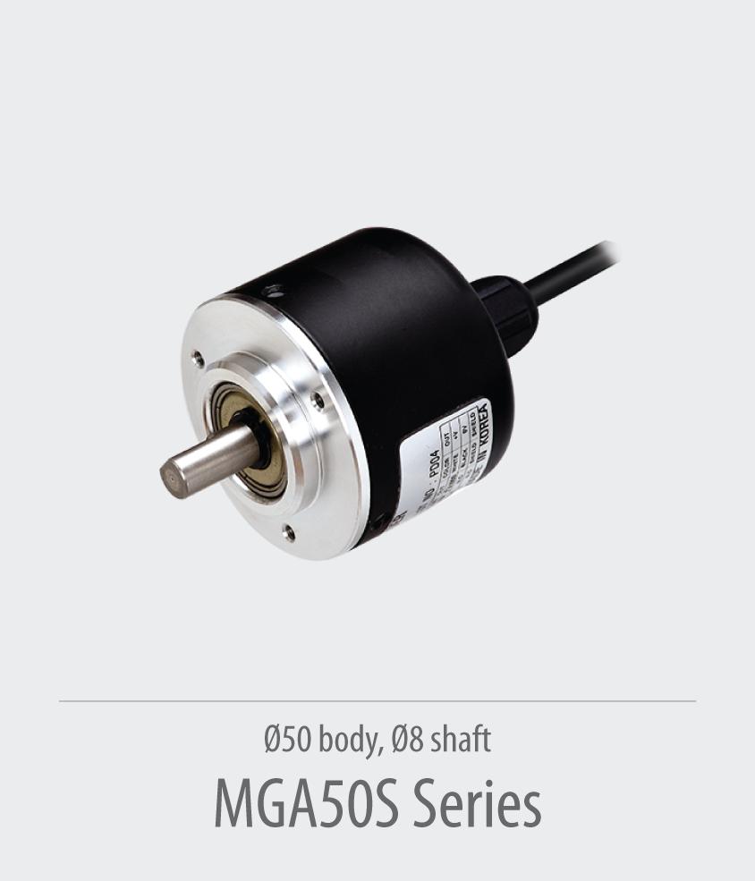 MGA50S-Series