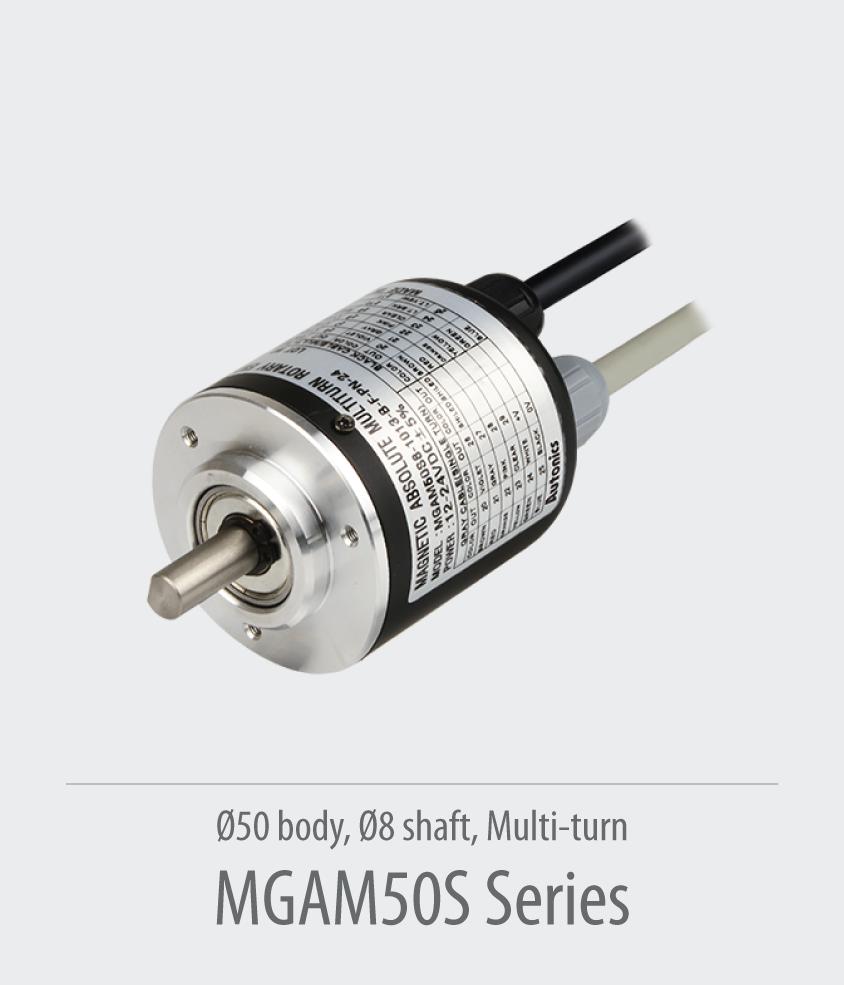 MGAM50S-Series