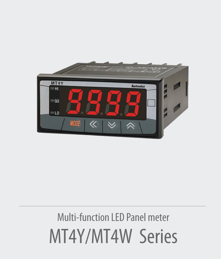 MT4Y-MT4W-Series