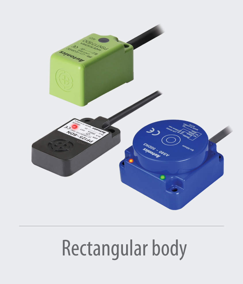 Rectangular-body