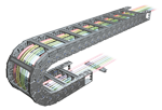 Cable Carrier Chains