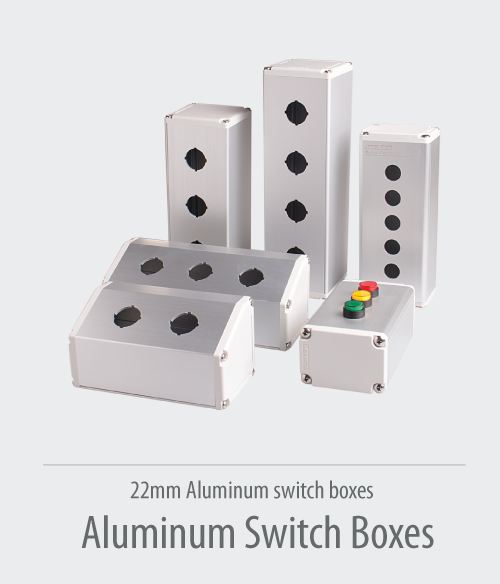 Aluminum-Switch-Boxes