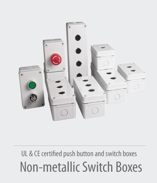 Non-metallic-Switch-Boxes