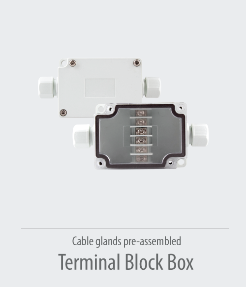Terminal-Block-Box-with-Built-in-Cable-Gland