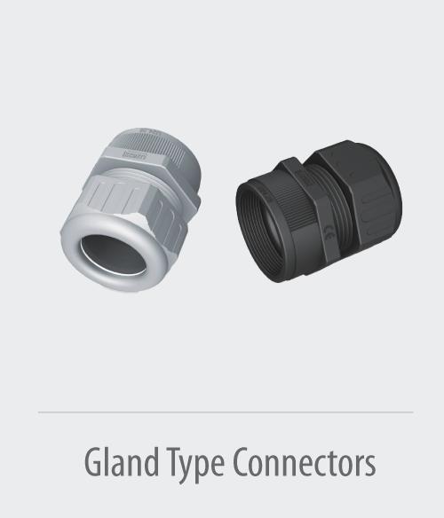 Gland-Type-Connectors