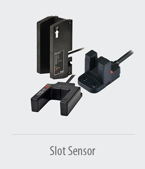 Slot-sensor
