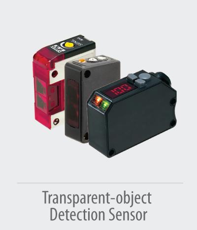 Transparent-object-Detection-Sensor