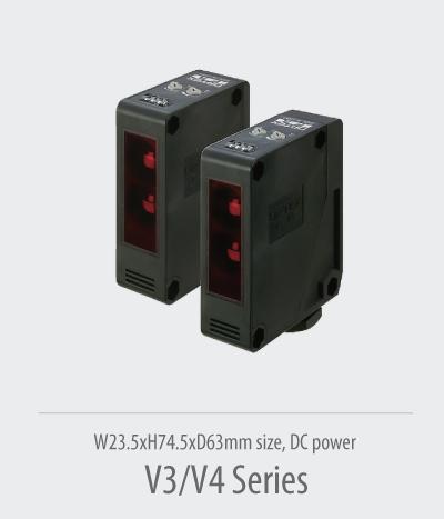 V3-V4-Transistor